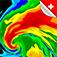 Imagem do aplicativo Radar Meteorológico Grátis - Previsão de mau tempo e mapa de chuva para o Brasil e o mundo