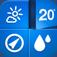 Imagem do aplicativo Weathercube - Gestural Weather