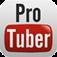 Imagem do aplicativo ProTuber Manager - Baixar Free YouTube, Vevo, Vimeo Video & Música e ao vivo com qualidade Personalizado, MP3 Canção Playlist e arquivos de mídia e gerenciador de pastas