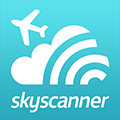 Imagem do aplicativo Skyscanner - Compare Passagens Aéreas