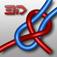 Imagem do aplicativo Knots 3D (Nós)
