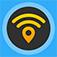 Imagem do aplicativo WiFi Map Pro - Passwords for free Wi-Fi. Good alternative for roaming