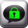 Imagem do aplicativo Black SMS - Protected Texts