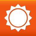 Imagem do aplicativo AccuWeather - Tempo