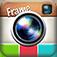 Imagem do aplicativo InstaFrame – Montagem de Fotos, Colagem, Editor Fotos for Facebook