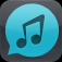Imagem do aplicativo Singit! Your music, with lyrics.