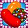 Imagem do aplicativo Candy Crush Saga
