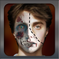 Imagem do aplicativo Zombie Booth -  3D Zombifier Face Makeup, Halloween Photo Effects Editor