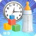 Imagem do aplicativo Bebê Conecta para iPad (o diário do seu bebê)