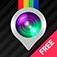 Imagem do aplicativo InstaPlace : beautiful photo checkins & postcards