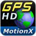 Imagem do aplicativo MotionX GPS HD