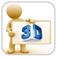 Imagem do aplicativo 3000+ 3D Wallpaper