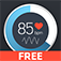 Imagem do aplicativo Instant Heart Rate - Heart Rate Monitor by Azumio for Free featuring workout training programs from Fitness Buddy