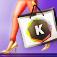 Imagem do aplicativo Caleidoscópio Fashion