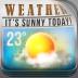 Imagem do aplicativo Daily Weather HD+