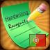 Imagem do aplicativo WritePad Português