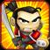 Imagem do aplicativo Samurai vs Zombies Defense